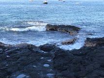 Groot Eiland Hawaï stock afbeeldingen