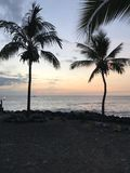 Groot Eiland Hawaï royalty-vrije stock foto's