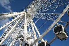 Groot Ferris Wheel Royalty-vrije Stock Afbeelding