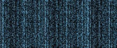 Groot gegevensconcept De hoop binaire gegevens vertegenwoordigt moeilijkheid en uitdaging van verwerking royalty-vrije illustratie