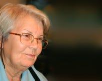 Groot - grootmoeder Royalty-vrije Stock Afbeeldingen