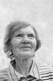 Groot - grootmoeder Royalty-vrije Stock Afbeelding