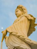 Groot Guan Yin binnen Stock Afbeeldingen