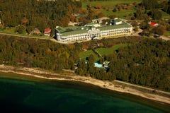 Groot hotel, mackinac eiland Michigan Royalty-vrije Stock Fotografie