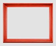 Groot houten frame Stock Afbeeldingen