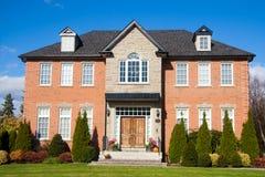 Groot Huis Royalty-vrije Stock Afbeelding