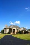 Groot huis Royalty-vrije Stock Fotografie
