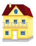 Groot Huis vector illustratie