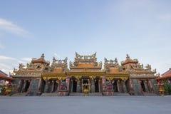 Groot huis van Chinese tempel Stock Foto's