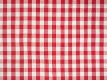 Groot Italiaans tafelkleed Stock Afbeelding