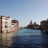 Groot Kanaal van Venetië royalty-vrije stock fotografie