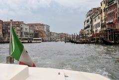 Groot Kanaal van Venetië royalty-vrije stock afbeeldingen