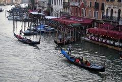 Groot Kanaal van Venetië royalty-vrije stock foto's