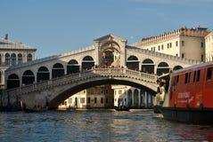 Groot Kanaal van Venetië royalty-vrije stock foto