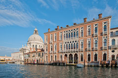 Groot Kanaal, Venetië, Italië Royalty-vrije Stock Foto