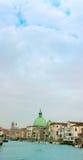 Venetië, Italië. Royalty-vrije Stock Afbeeldingen