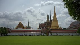 Groot Paleis Bangkok Stock Afbeeldingen