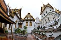 Groot paleis in Bangkok Royalty-vrije Stock Foto