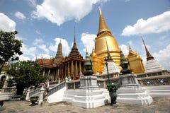 Groot Paleis in Bangkok stock foto