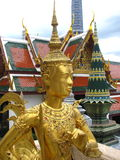 Groot Paleis. Bangkok. Royalty-vrije Stock Afbeeldingen