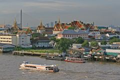 Groot Paleis, Bangkok Royalty-vrije Stock Fotografie