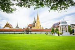 Groot paleis, Bangkok Royalty-vrije Stock Foto's