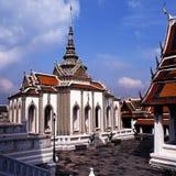 Groot Paleis, Bangkok, Thailand. Royalty-vrije Stock Foto's