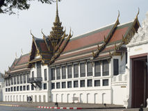 Groot Paleis Bangkok, Thailand Stock Afbeelding