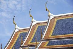 Groot Paleis Bangkok, Thailand Royalty-vrije Stock Afbeelding