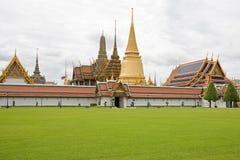 GROOT PALEIS BANGKOK, THAILAND Stock Foto