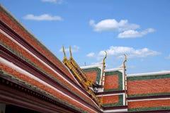 Groot Paleis in Bangkok, Thailand Royalty-vrije Stock Foto's