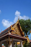 Groot Paleis in Bangkok, Thailand Royalty-vrije Stock Foto