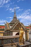 Groot Paleis in Bangkok, Thailand Royalty-vrije Stock Fotografie