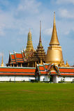 Groot Paleis, Thailand Stock Fotografie