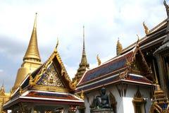 Groot Paleis - Thailand stock fotografie