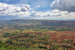 Groot Rift Valley Royalty-vrije Stock Afbeelding