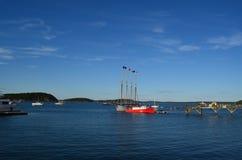 Groot schip Stock Fotografie