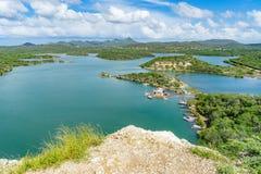 Groot St Martha Viewpont - Curacao Views Stock Photo