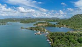 Groot St Martha Viewpont - water Views Stock Image