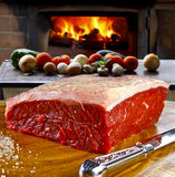 Groot stuk van vlees stock afbeeldingen