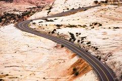 Groot trap-Escalante Nationaal Monument, Utah, de V.S. Royalty-vrije Stock Fotografie