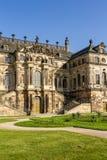 Groot Tuinpaleis Dresden Stock Foto