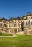 Groot Tuinpaleis Dresden Royalty-vrije Stock Fotografie