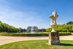 Groot Tuinpaleis Dresden Royalty-vrije Stock Foto