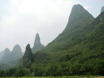 Groot Uitzicht Guilin Stock Afbeeldingen