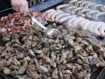 Groot vleesdienblad - schaappemmican
