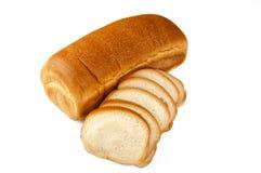 Groot voor brood eiwitdiëten Stock Afbeeldingen