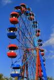 Groot wiel 2 Stock Foto