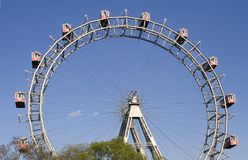 Groot-wiel in Wenen stock afbeeldingen