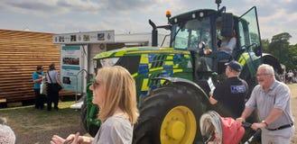 Groot Yorkshire toont stock foto's